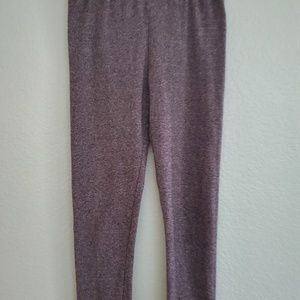 SO heather grey leggings. Size XS